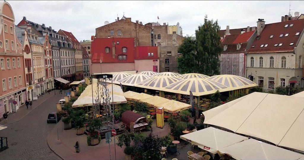 Старе місто в Ризі