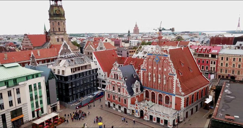 Історичний центр Риги