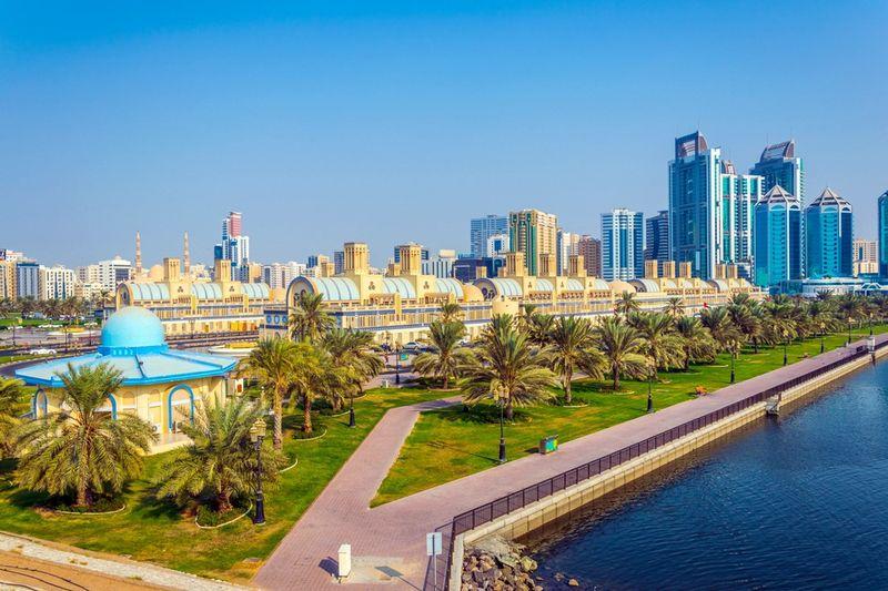 ОАЕ: курорт Шарджа