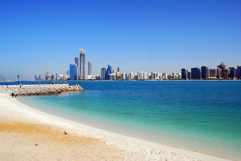 пляж Шарджі