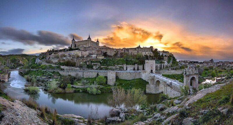 Толедо Іспанія