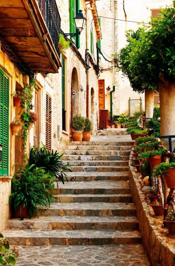 Іспанські вулиці