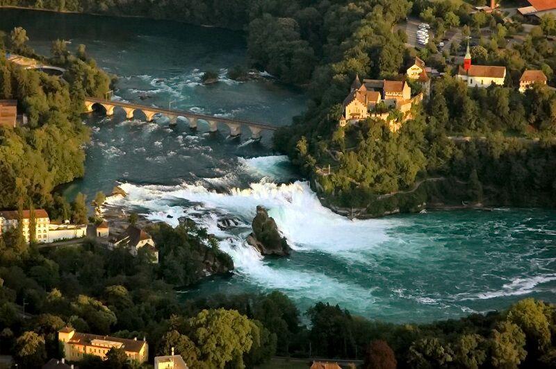 Рейнські водоспади