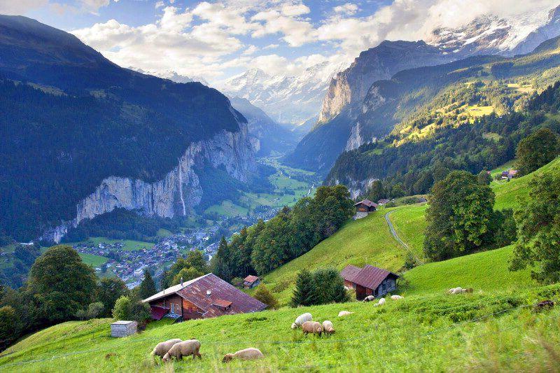 швейцарія цікаві факти
