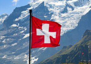 Швейцарія прапор
