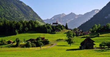 Швейцария села