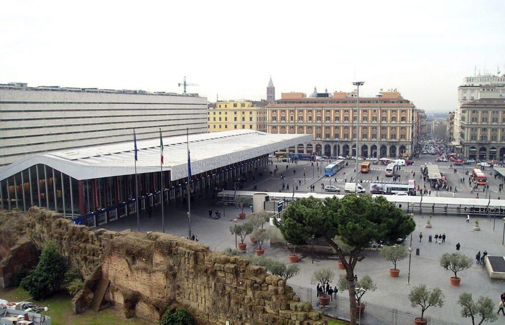рим термини вокзал