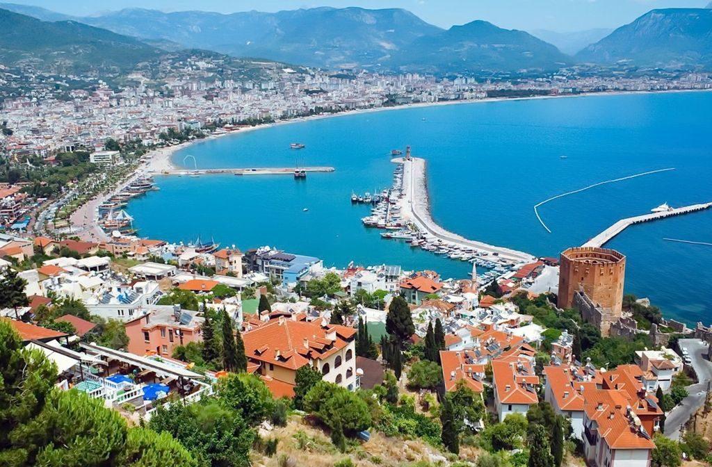 Аланья, Туреччина