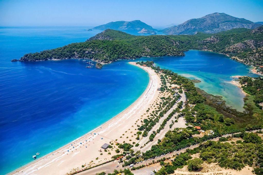 Відпочинок на морі в Туреччині