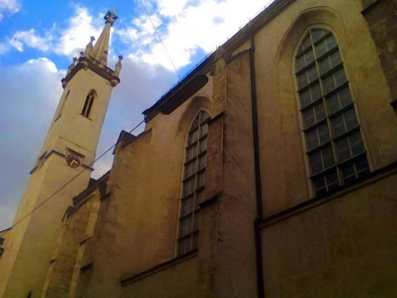 Церква Августина