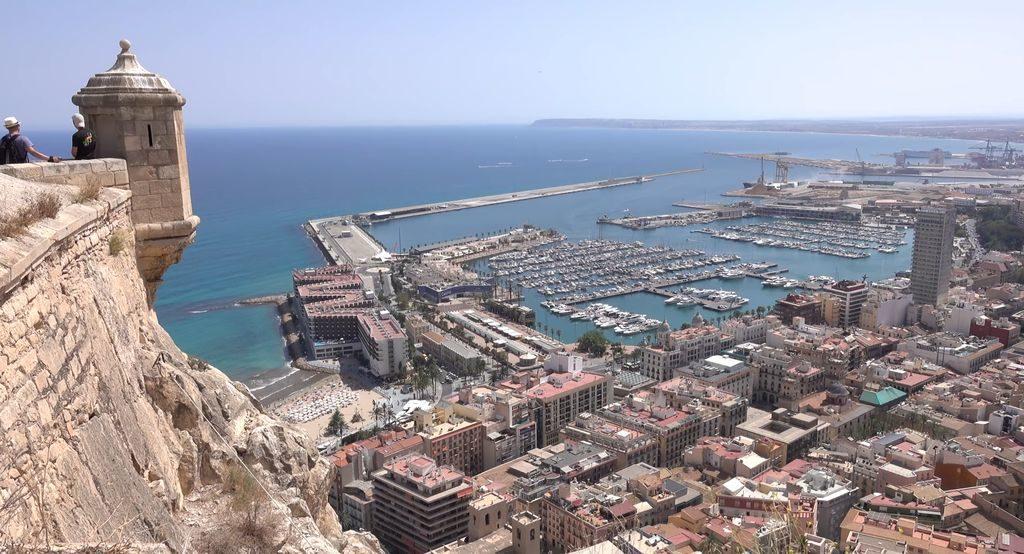 Аліканте Іспанія визначні місця