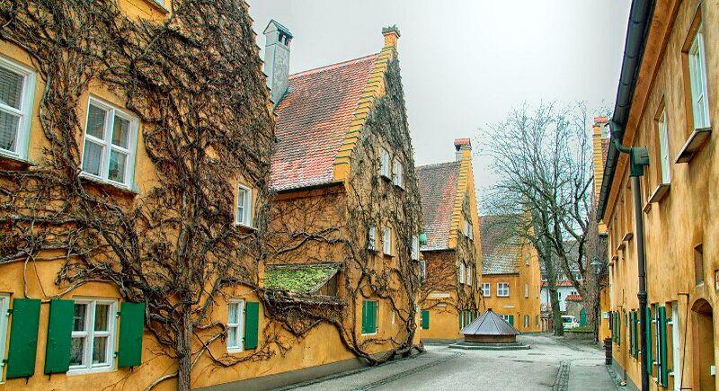 Старе місто Аугсбурга