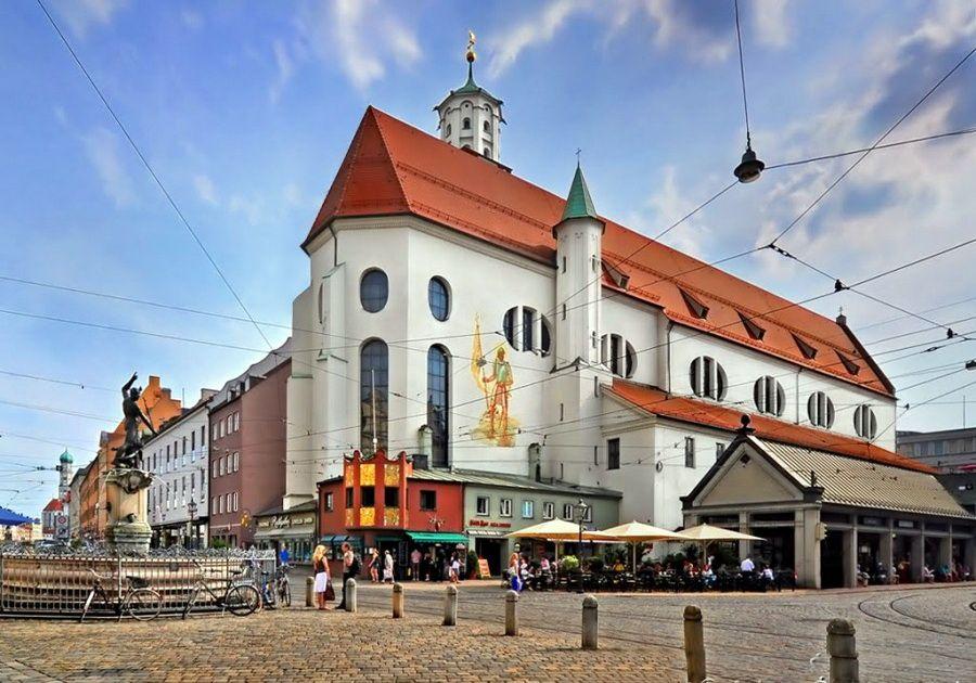 Церква св. Моріца