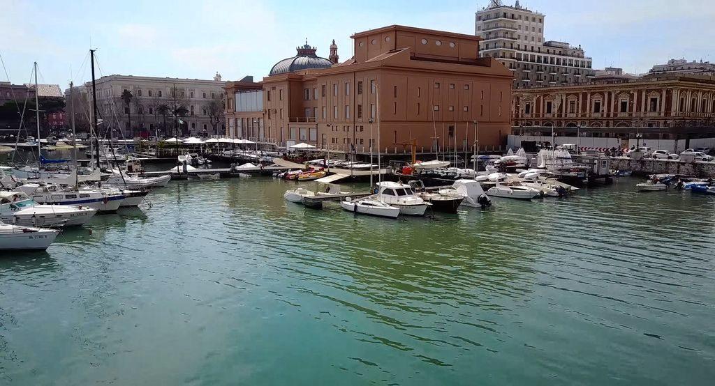 місто Барі Італія