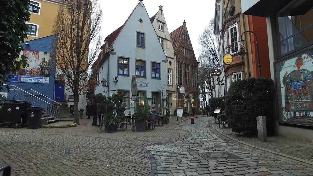 Старі бременські вулиці