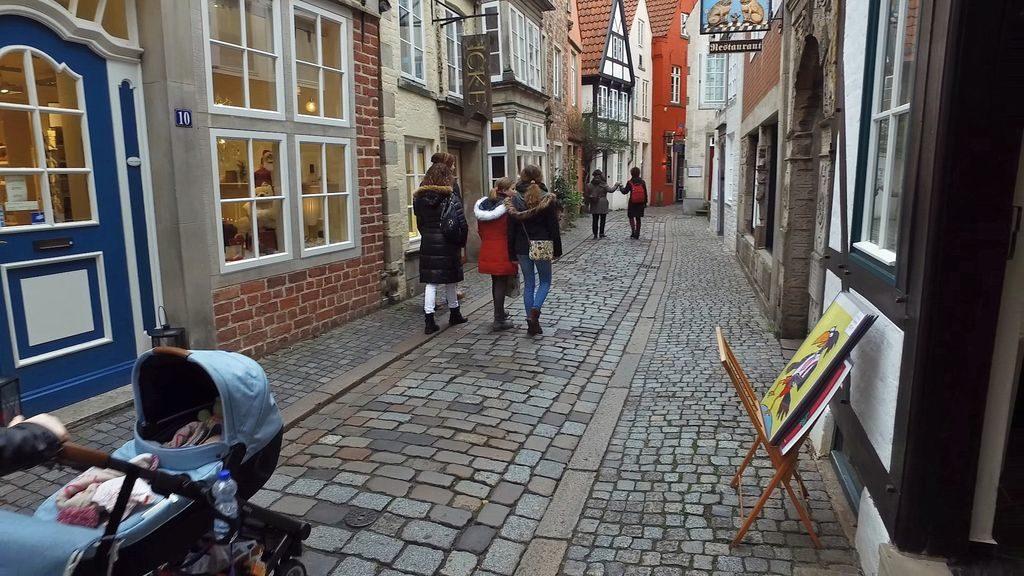 Старий квартал (Schnoorviertel)