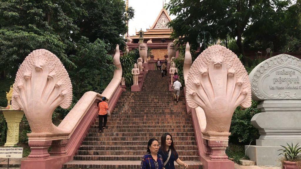 камбоджа туризм