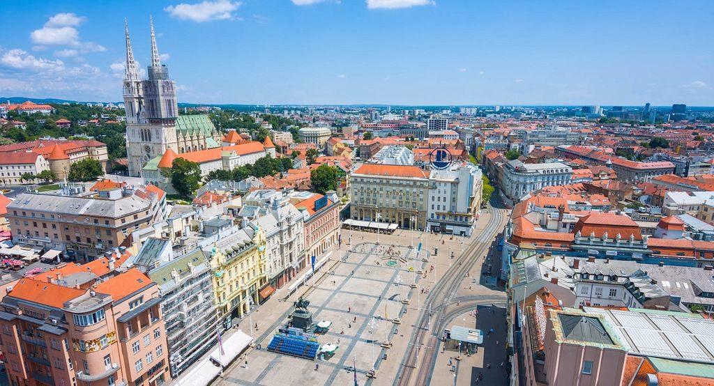 столиця Хорватії