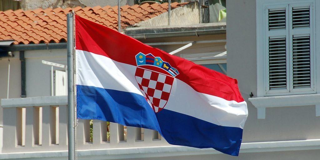 Хорватія прапор