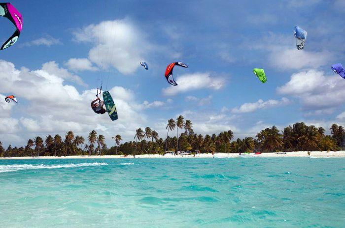 серфінг Домінікана