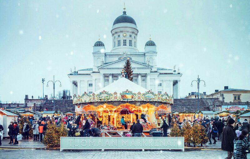 Кафедральний собор Гельсінкі