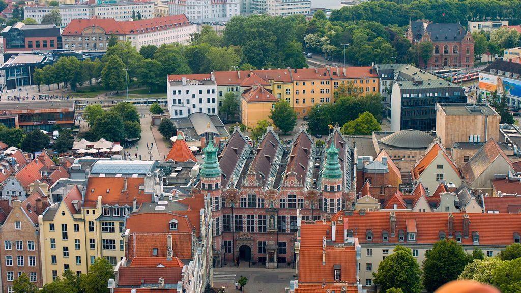 Гданськ де поїсти