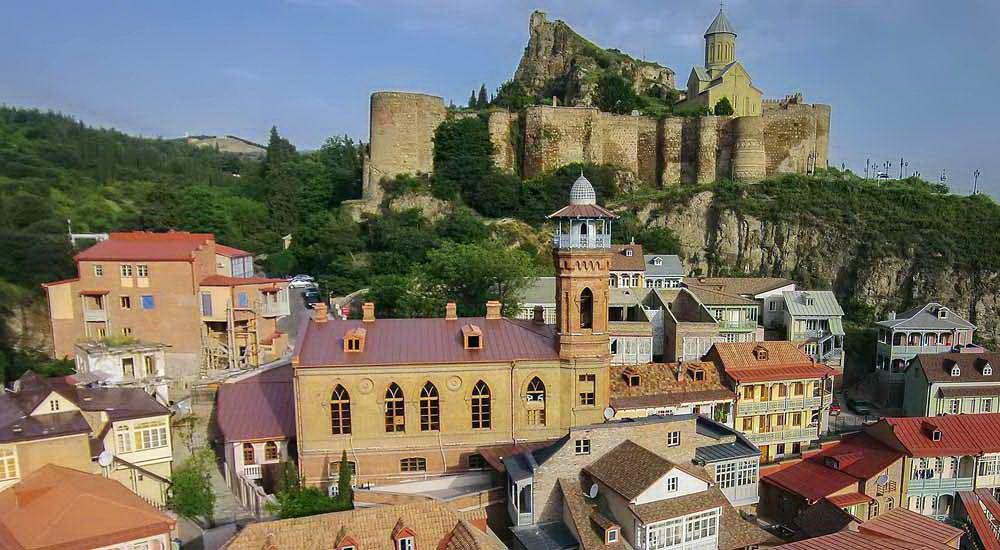Тбілісі - столиця