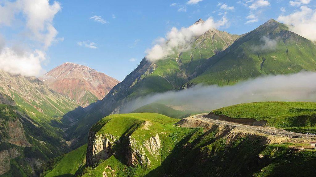 Грузинські пейзажі
