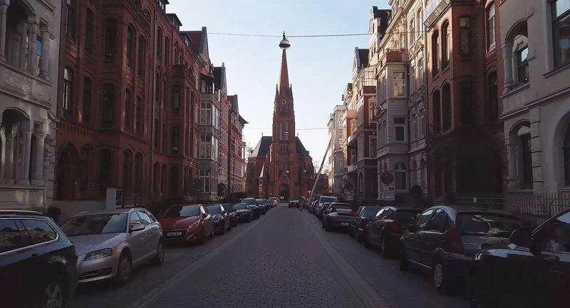 Вулиці старого міста