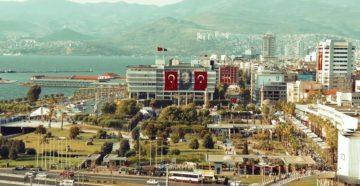 Місто Ізмір Туреччина