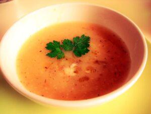 Молочний суп Тархана