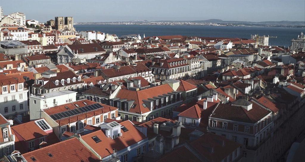Панорама Лісабона