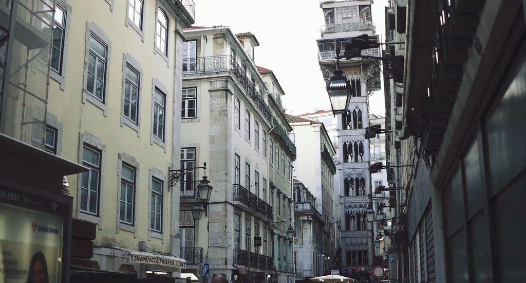 пам'ятки Лісабона