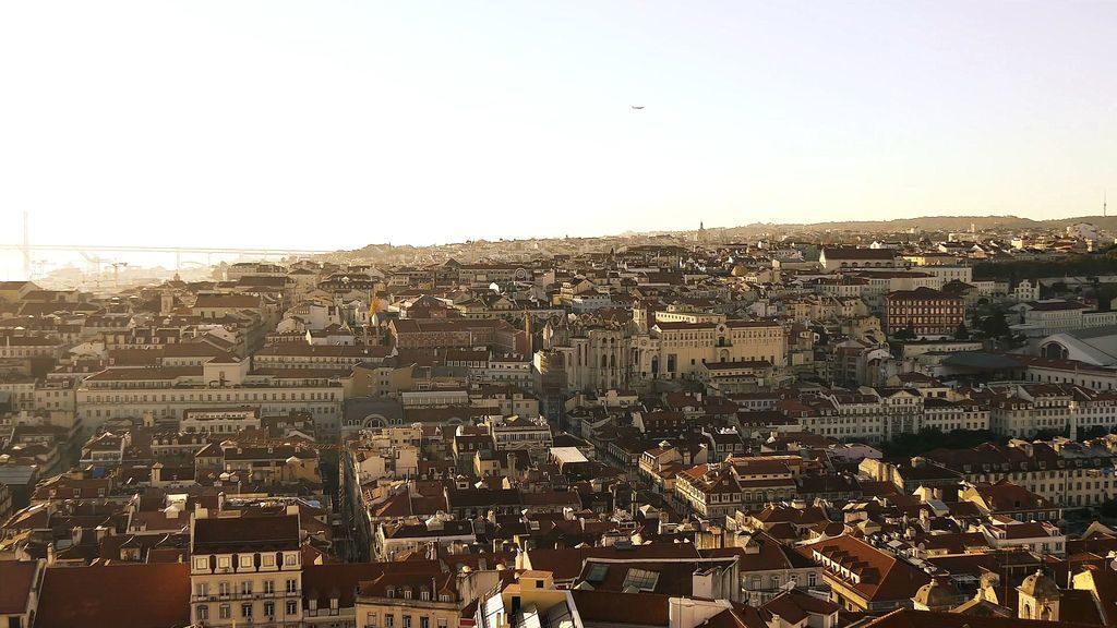 панорама Лісабону
