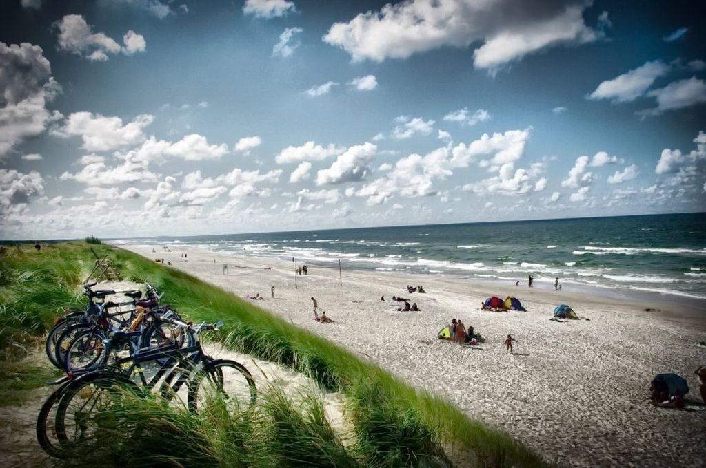 Пляжі Литви