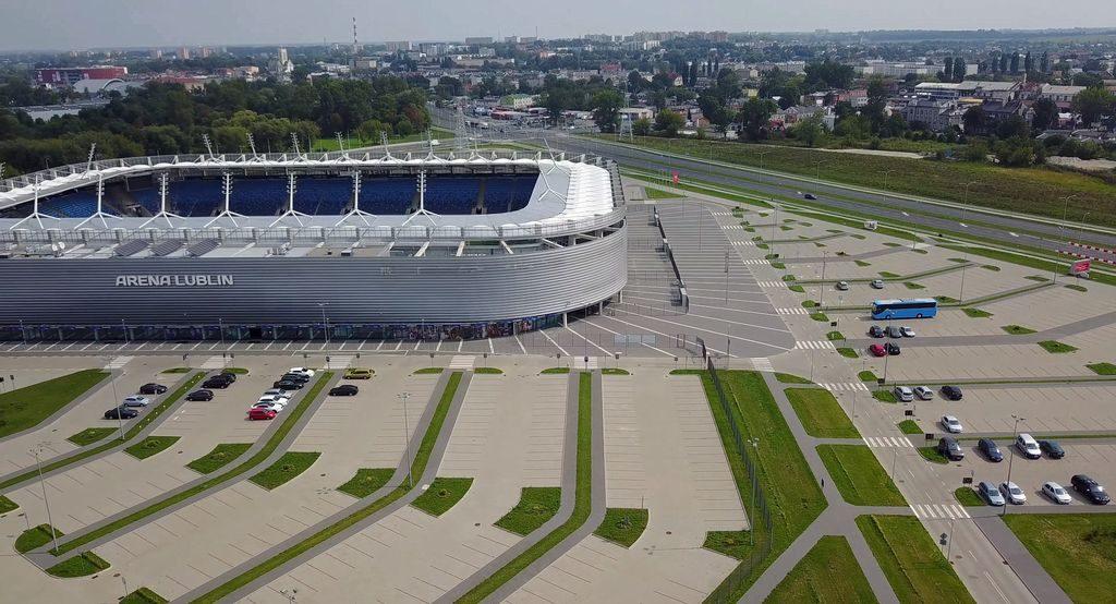 Стадіон Люблін