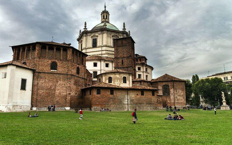 Базиліка Сан-Лоренцо