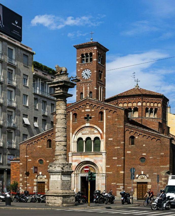 Церква Сан-Бабіла