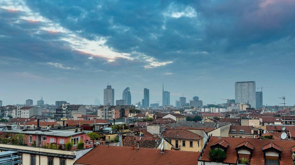 Панорама Мілана