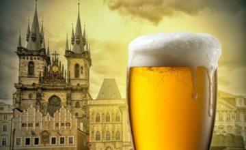 Чехія пивний тур