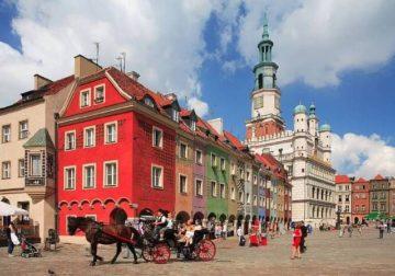 Старе місто Познань