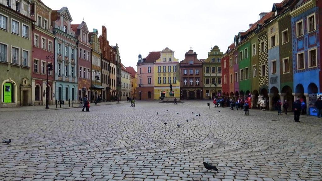 Познань в Польщі