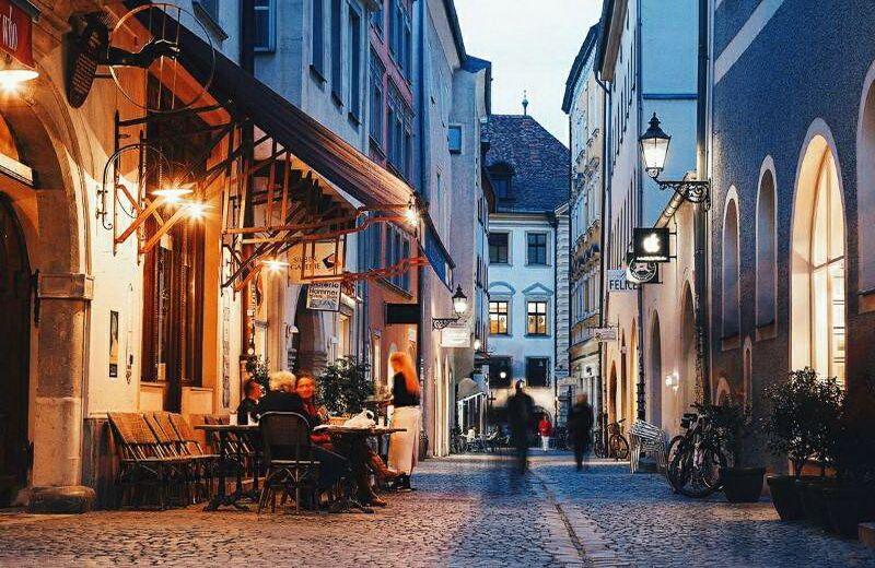 Старовинні вулиці
