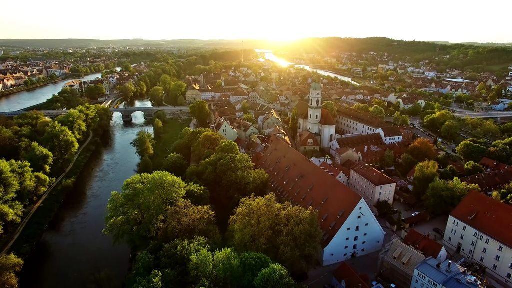 передмістя Регенсбурга