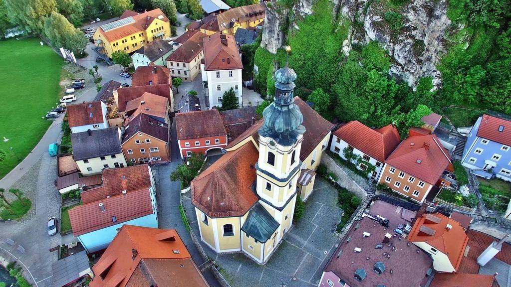 Регенсбург церква