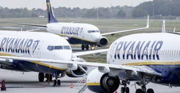 Влітку Ryanair починає літати з Одеси та Харкова