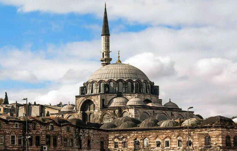 Мечеть Рустема-паші