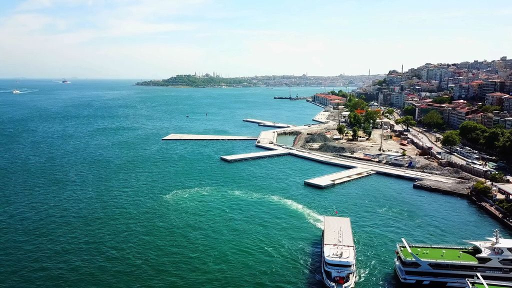 Стамбул визначні місця