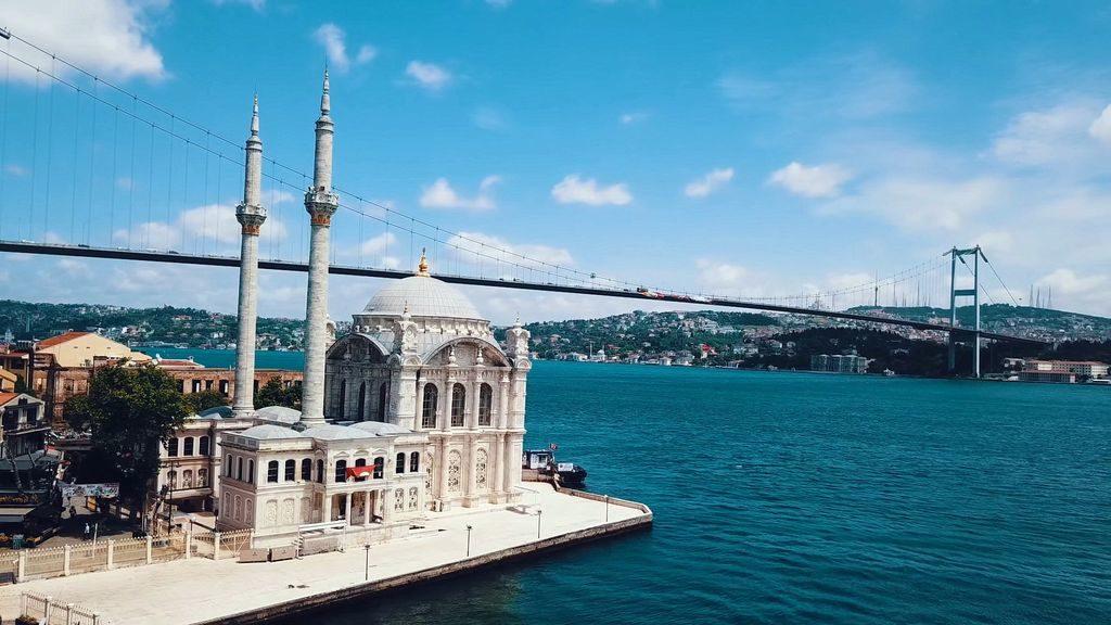 Міст через Босфор, Стамбул