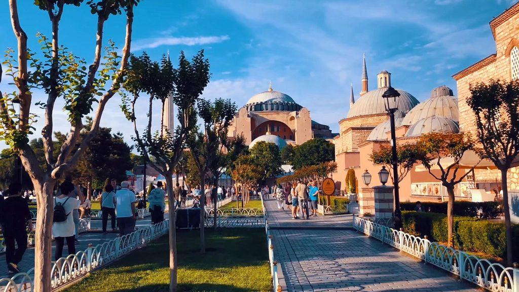 Стамбул історичні місця